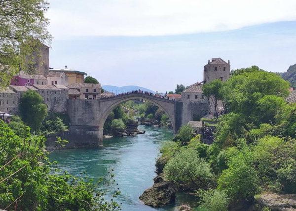 Mostar - Mostar Bridge 2
