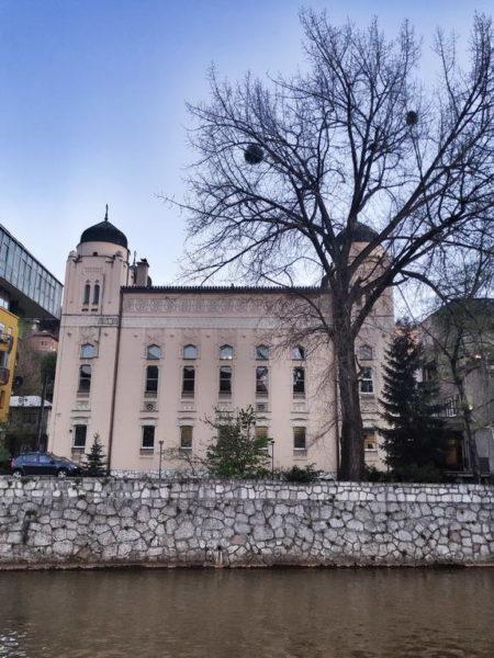 Sarajevo - Ashkenazi Synagogue