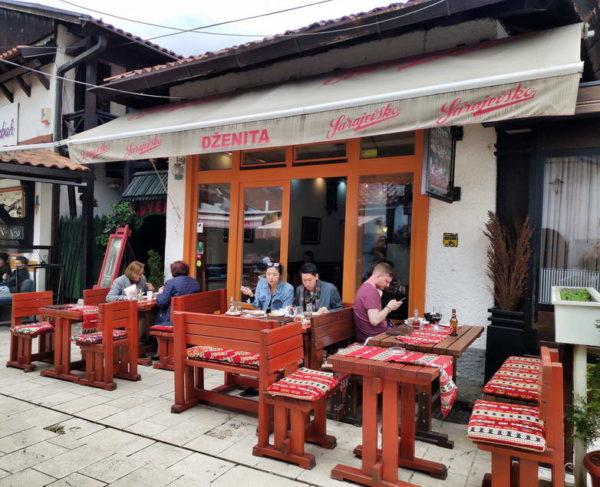 Sarajevo - Dzenita Restaurant