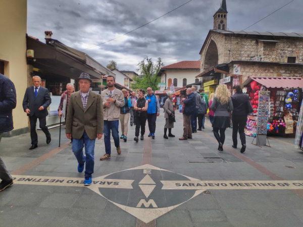 Sarajevo - East meets West