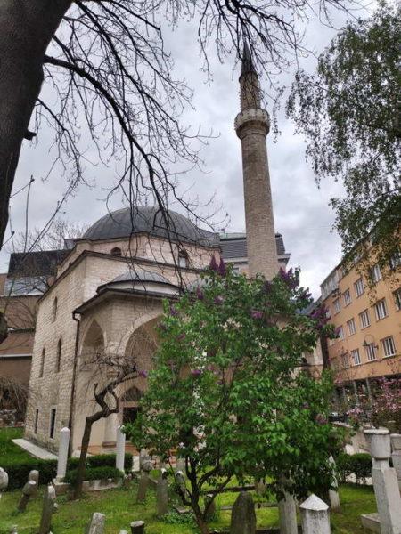 Sarajevo - Ferhadija Mosque