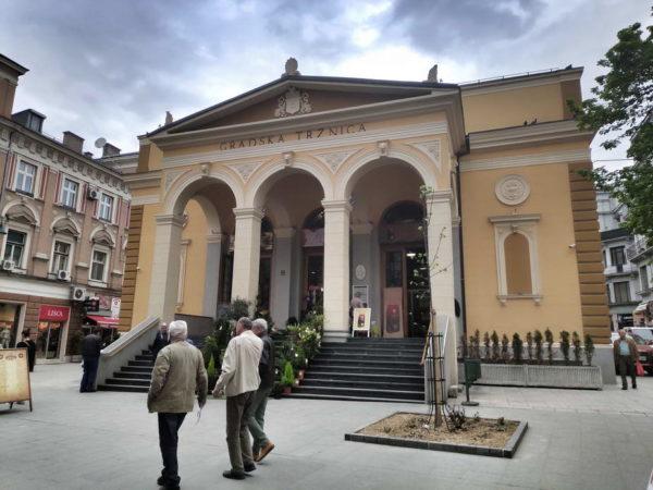 Sarajevo - Ferhadija Street 1