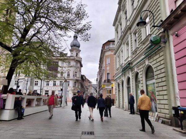 Sarajevo - Ferhadija Street 2