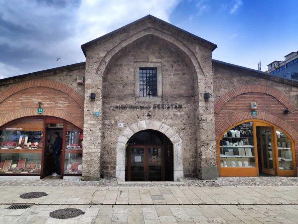 Sarajevo - Gazi Hüsrev Bey Bezistan
