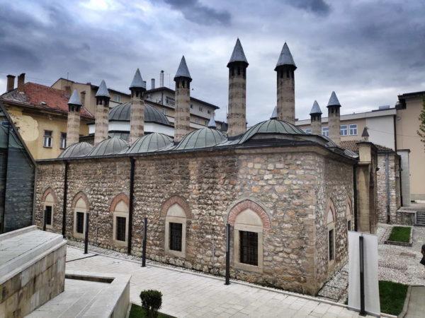Sarajevo - Gazi Hüsrev Bey Medrese