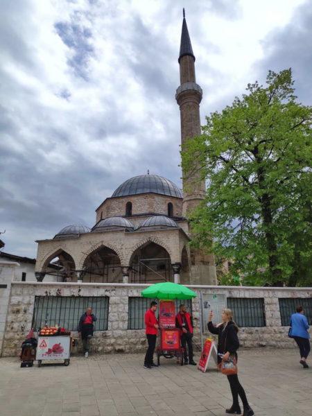 Sarajevo - Gazi Hüsrev Bey Mosque