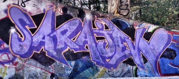 Sarajevo - Graffiti