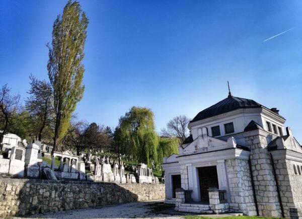 Sarajevo - Jewish Cemetery