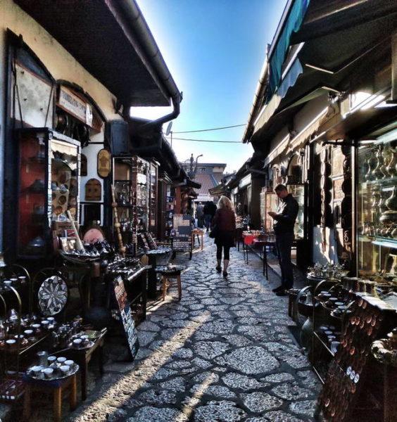 Sarajevo - Kazandziluk