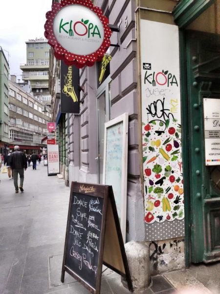 Sarajevo - Klopa Restaurant