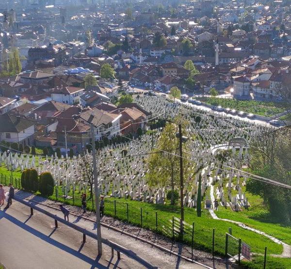 Sarajevo - Kovaci Cemetery