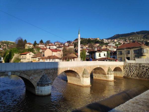 Sarajevo - Latin Bridge & Inat Kuca