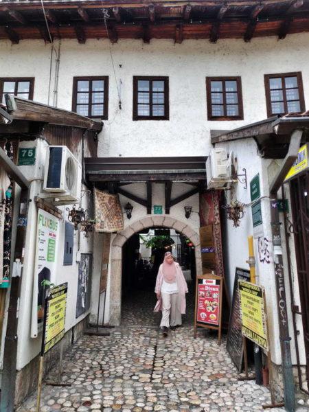 Sarajevo - Morica Han