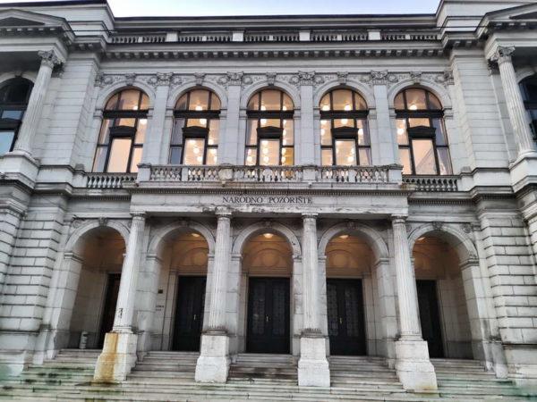 Sarajevo - National Theatre