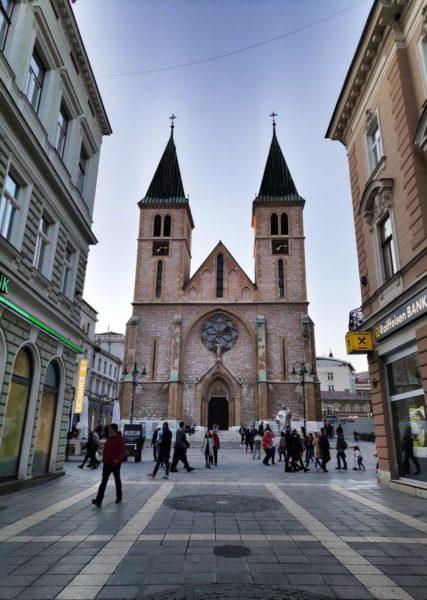 Sarajevo - Sacred Heart Cathedral