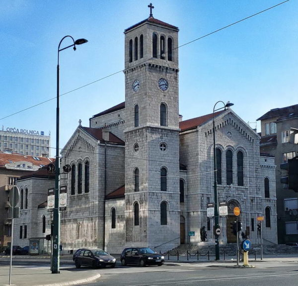 Sarajevo - St. Joseph's Church