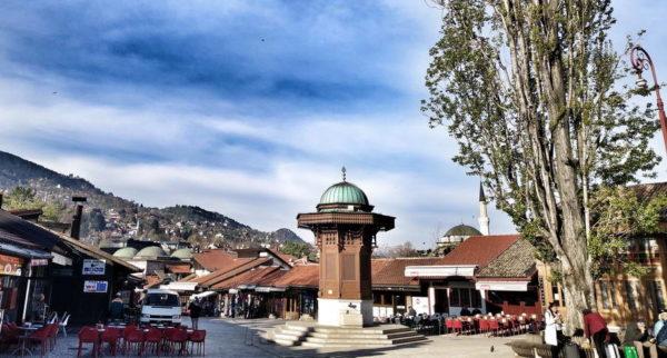 Sarajevo_Sebilj