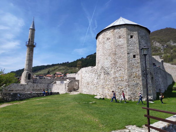 Travnik - Fortress
