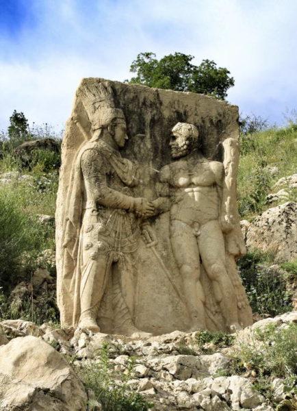 Adıyaman_Arsemiea Temple (2)