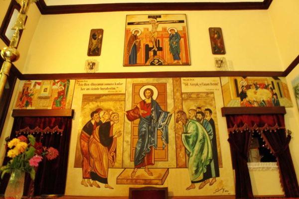 Antakya_Turkish Catholic Church