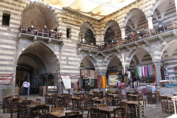 Diyarbakır_Deliller Caravanserai