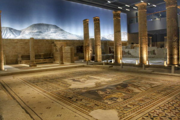 Gaziantep_Zeugma Mosaics Museum (1)