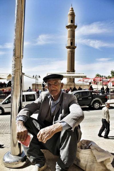 Mardin_Şehidiye Mosque