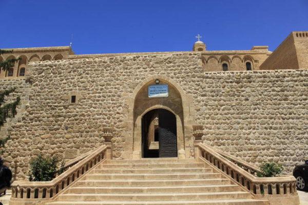 Midyat_Mor Gabriel Monastery (2)