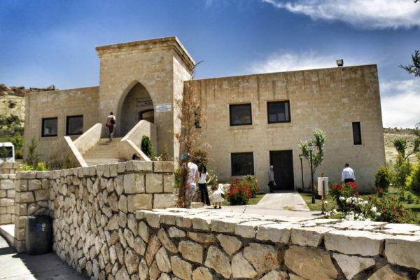 Midyat_Mor Gabriel Monastery