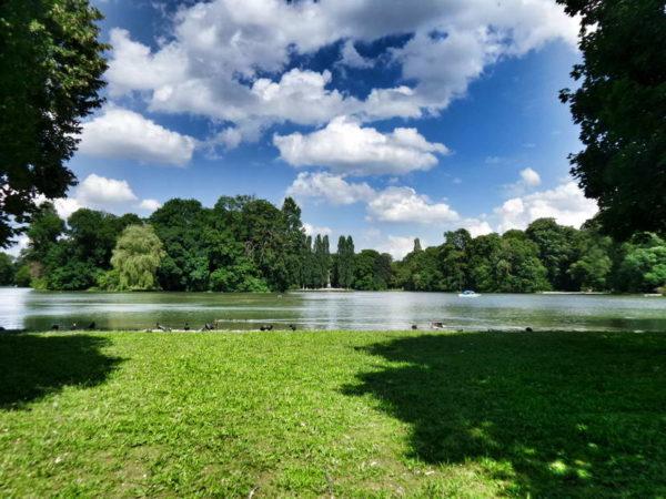 Munich - English Garden (1)