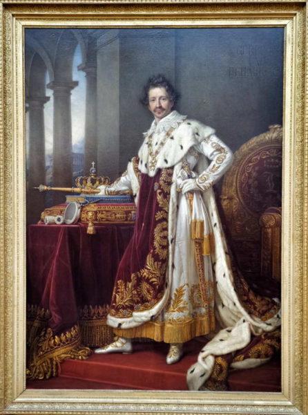 Munich - Neue Pinakothek_Joseph Stieler's King Ludwig I