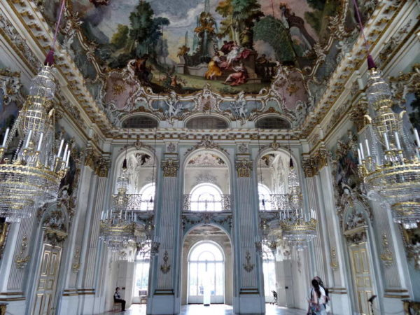 Munich - Nymphenburg Palace Great Hall