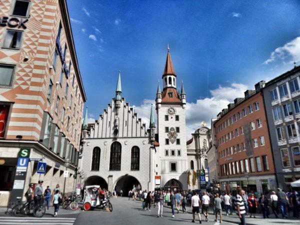 Munich - Old Town Hall