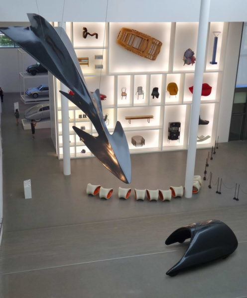 Munich - Pinakothek der Moderne (1)
