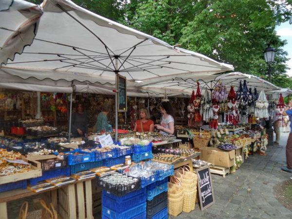 Munich - The Viktualienmarkt (3)