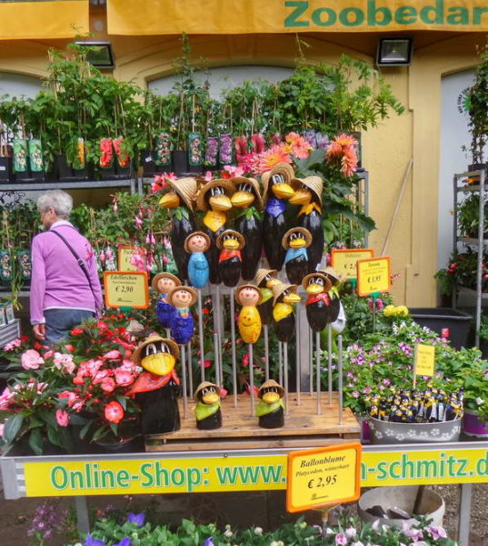 Munich - The Viktualienmarkt (5)