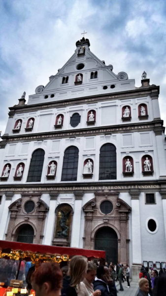 Munich_St. Michael's Church