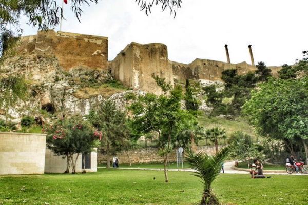 Urfa_Fortress