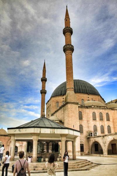 Urfa_Mevlid-i Halil Mosque
