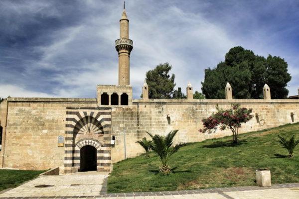 Urfa_Rızvaniye Mosque