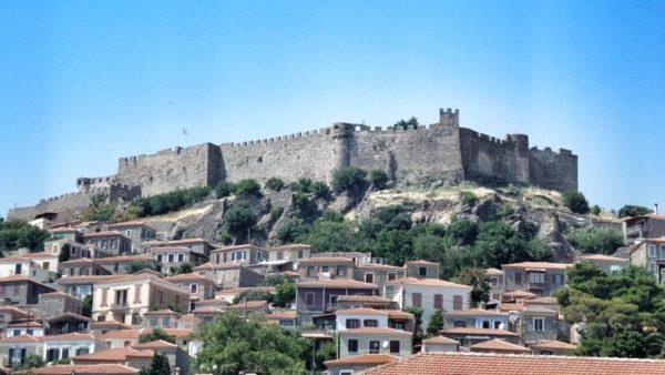 Lesvos_Molivos Castle