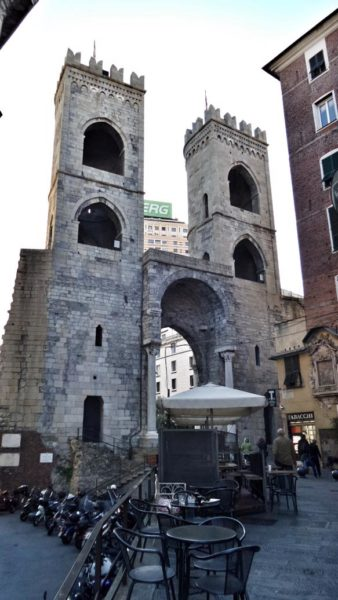 Liguria_Genoa_Porta Soprana