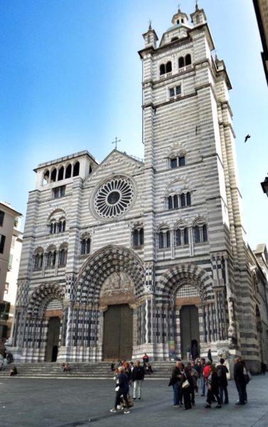 Liguria_Genoa_San Lorenzo Cathedral