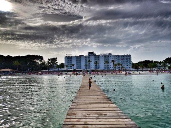 Mallorca_Alcudia Beach
