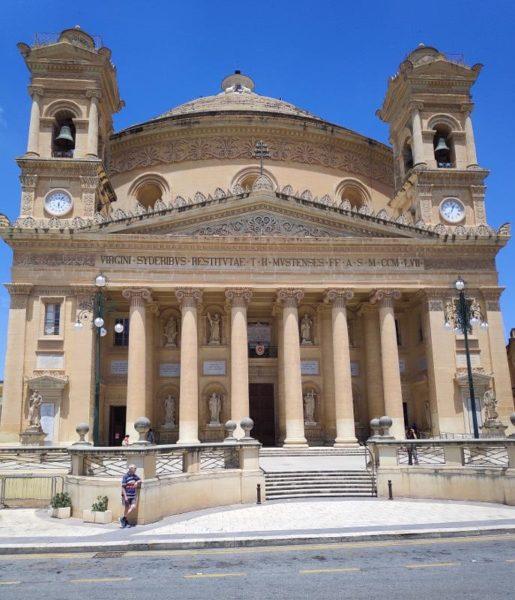 Malta_Mosta Dome