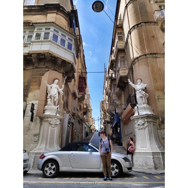 Malta_Old Valletta