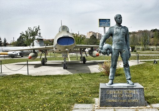 Eskisehir_Aviation Museum