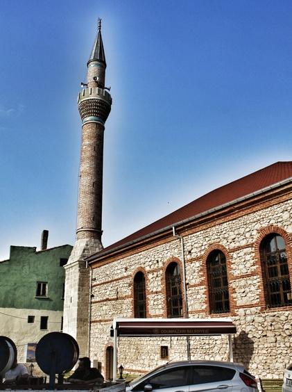 Eskisehir_Kursunlu Mosque (2)