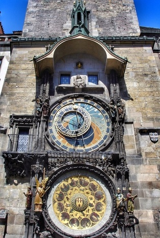 Prag_Astronomical Clock