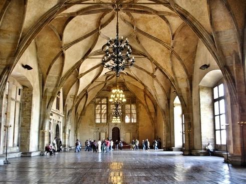 Prag_Castle_ Vladislav Hall